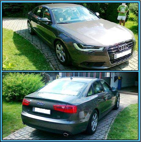Audi nyomtávszélesítő