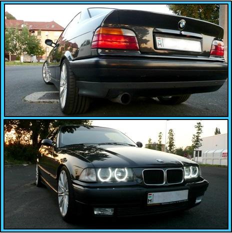 BMW nyomtávszélesítő